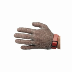 Cut-Protection wire mesh glove Catalogo Exacta Optech