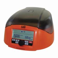 Mini centrifuga LLG-uniCFUGE 5 con timer e display digitale Catalogo Exacta Optech