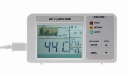 CO2 Meter, Air CO2ntrol 5000 Catalogo Exacta Optech