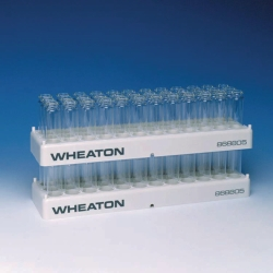 Rack for Vials, PP Catalogo Exacta Optech