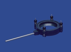 Clamps with stand rod Catalogo Exacta Optech