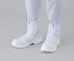 Safety boots for cleanroom ASPURE, short type Catalogo Exacta Optech